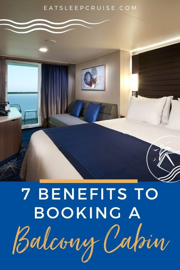 Why You Should Book a Balcony Cabin