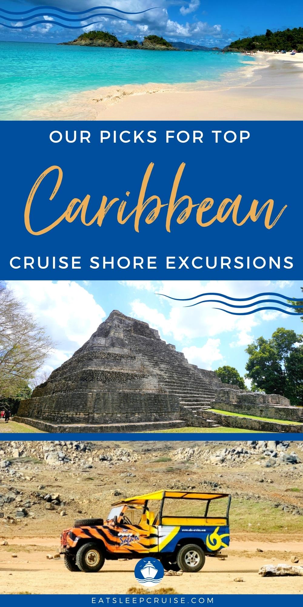 Caribbean Cruise Shore Excursions