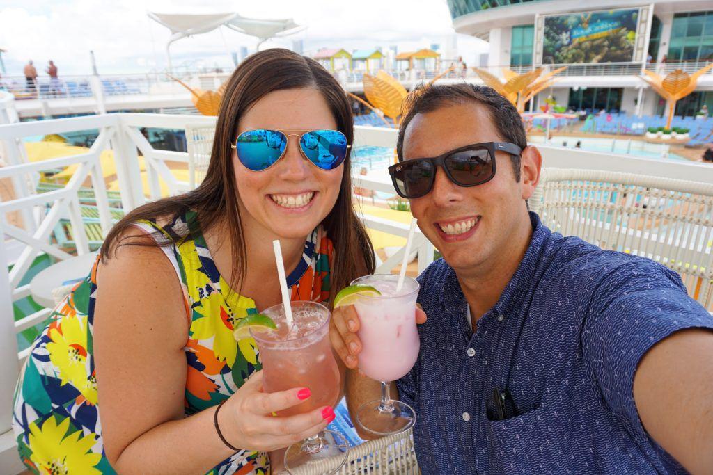 best cruise ship bars