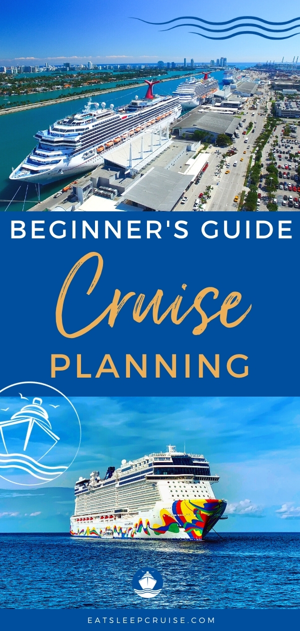 Beginner's Guide to Planning a Cruise