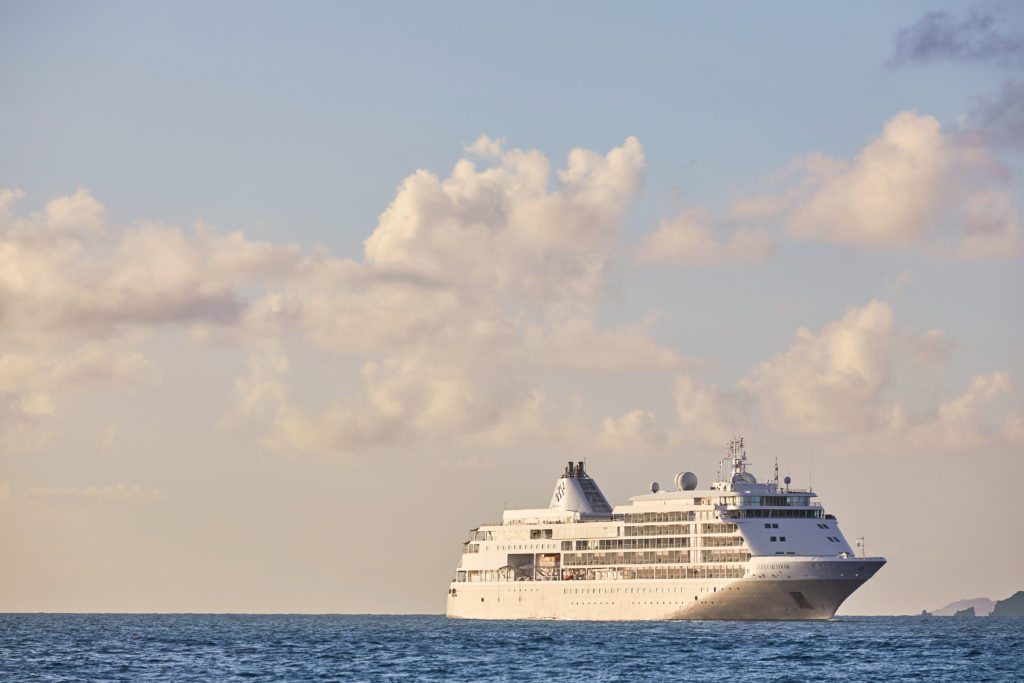Silversea's World Cruise 2023 Sells Out