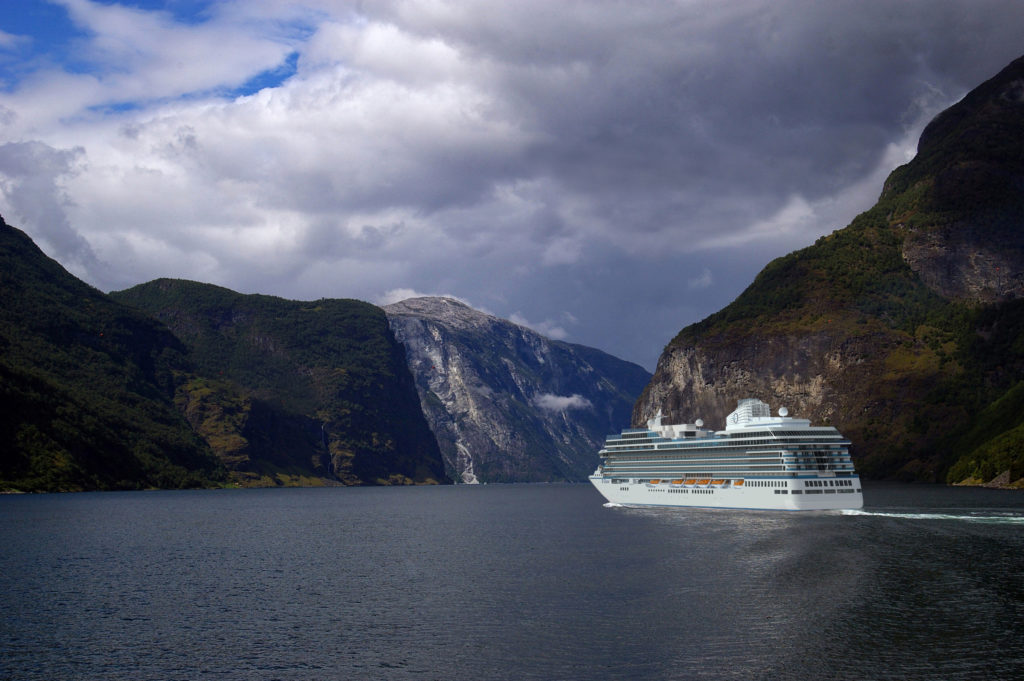 Oceania Cruises Names New Ship - Oceania Cruises Sets a New Booking Record