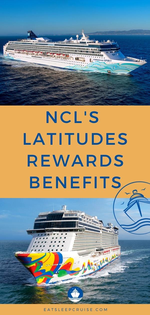 Guide to Norwegian's Latitudes Rewards Program