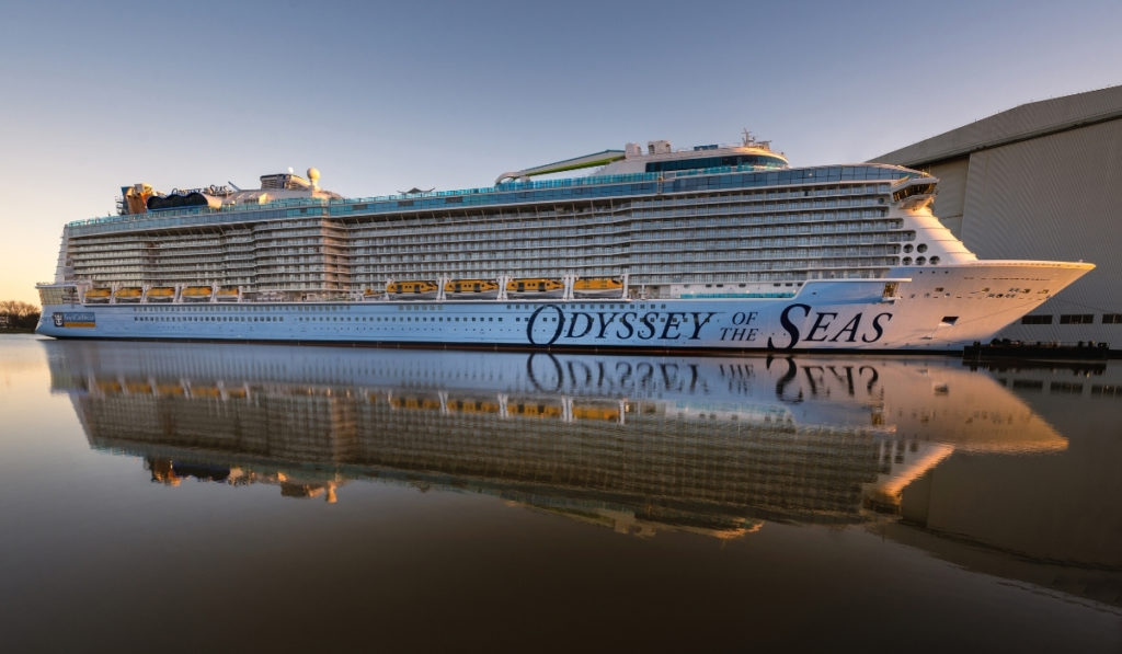 Odyssey of the Seas from Israel