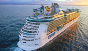Royal Caribbean Group Extends Suspension of Cruising