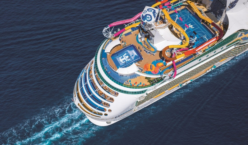 Royal Caribbean to offer West Coast cruises