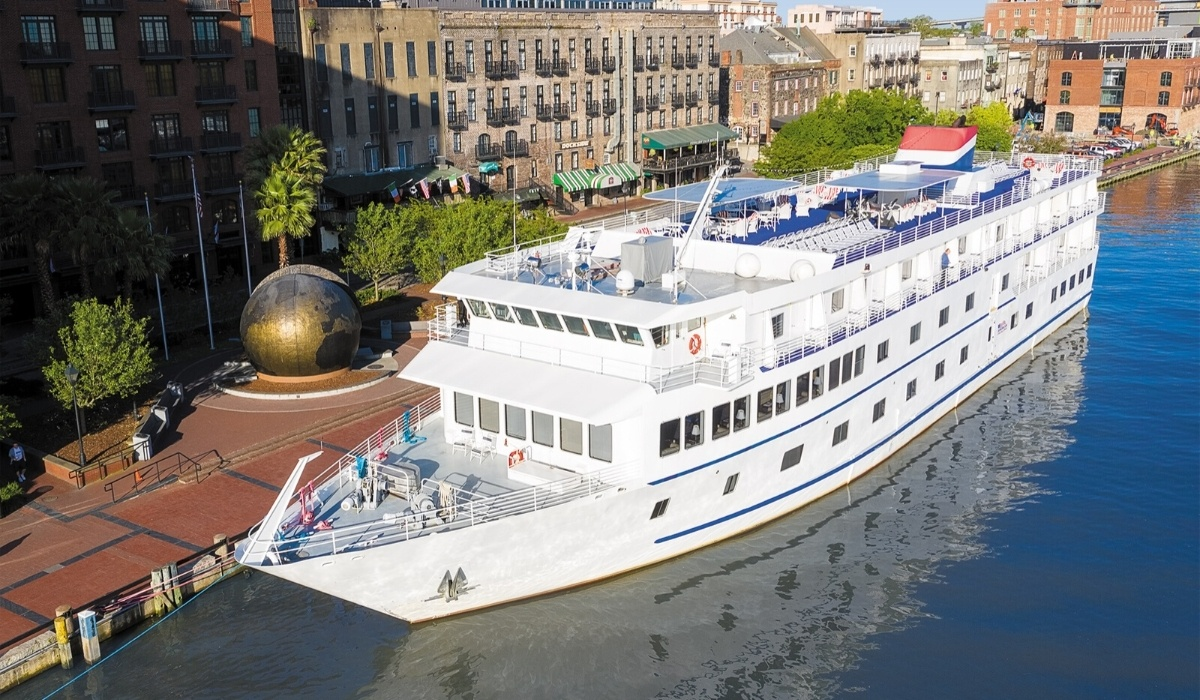 American Cruise Lines Resumes U.S. Cruises