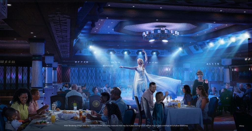 Disney Wish Reveal