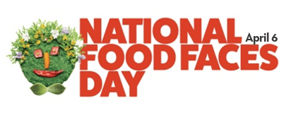 Holland America Line Celebrates 'National Food Faces Day'