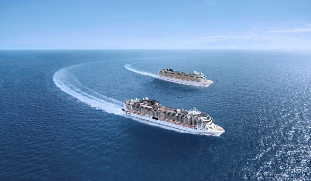 MSC Cruises Adds More Ships in Europe This Summer - MSC Cruises Begins Vaccination Program for Crew