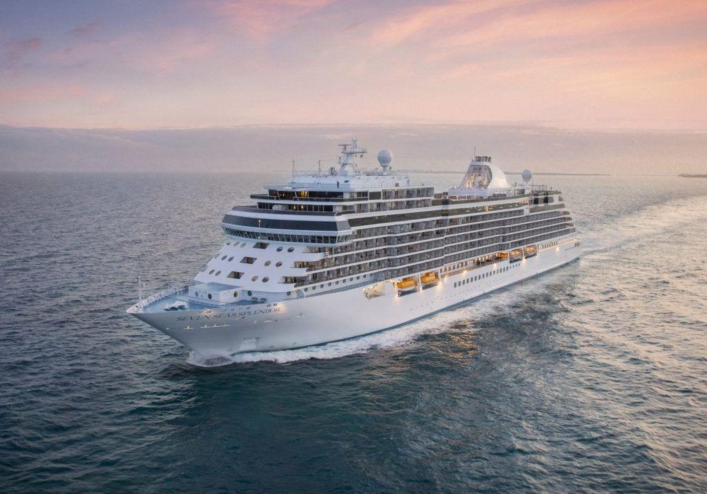 Regent Seven Seas Resumes Cruising