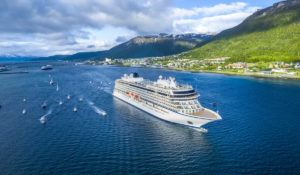 Viking Takes Delivery Of Newest Ocean Ship