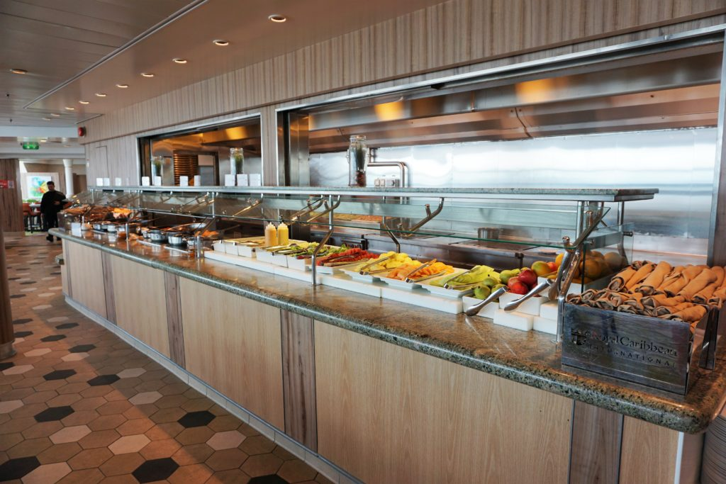 Top Royal Caribbean Restaurants