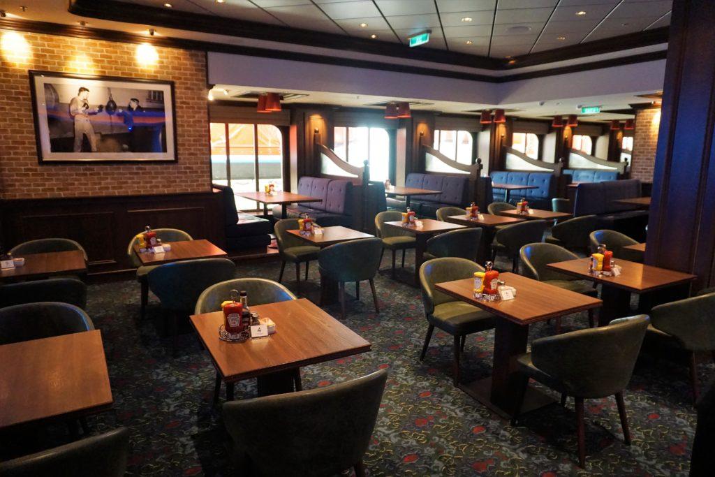 Top Norwegian Cruise Line Restaurants