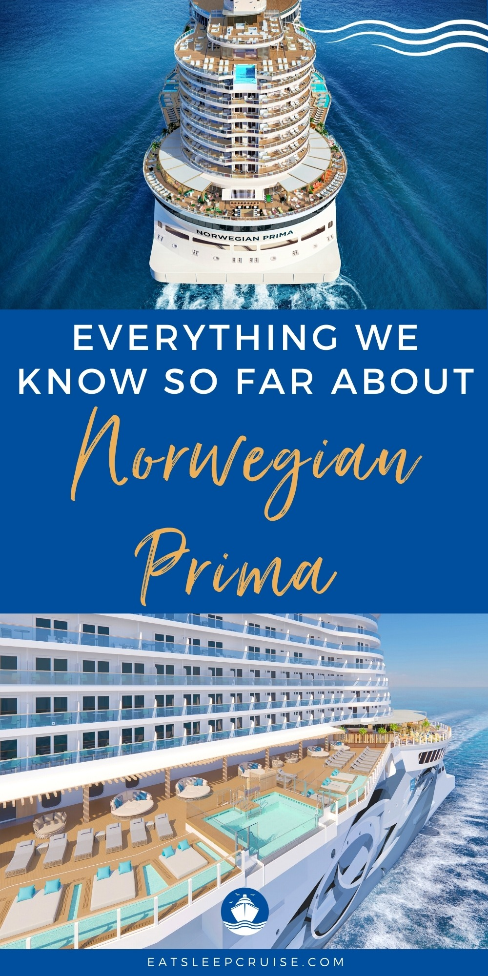 Everything We Know About NCL Prima