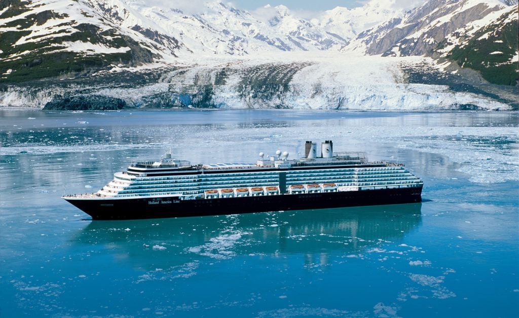 Holland America Line Announces Plans to Restart Cruising to Alaska in July
