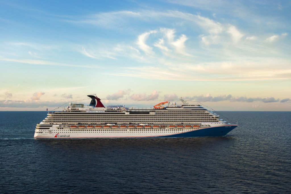 Carnival Magic's 2023 Sailings from Norfolk Now Open for Reservations - Carnival Announces More Cruise Restart Plans