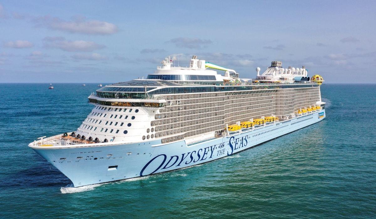 Odyssey of the Seas Inaugural Postponed Again