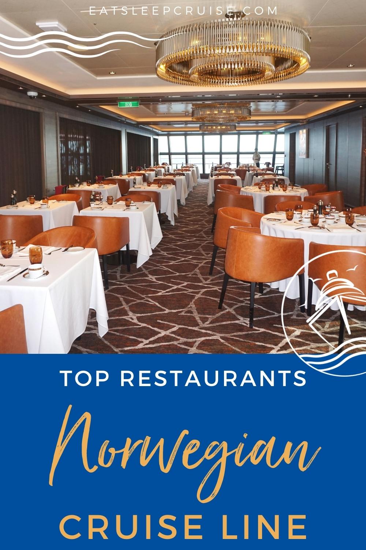 Top NCL Restaurants