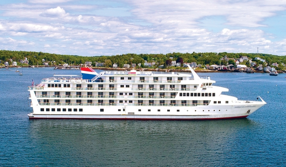 American Constitution Resumes Cruising with Stops in Washington D.C.