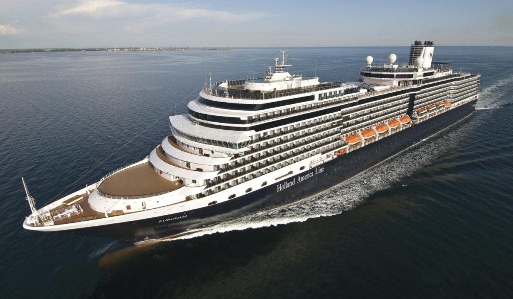 Holland America Line's Eurodam Extends 2021 Mediterranean Season