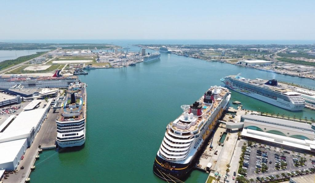 Port Canaveral Becomes First U.S. Port to Sponsor Vaccine Distribution
