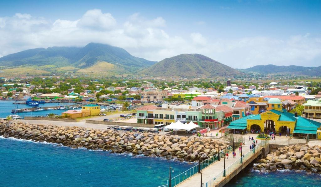 St. Kitts is welcoming back cruise tourism