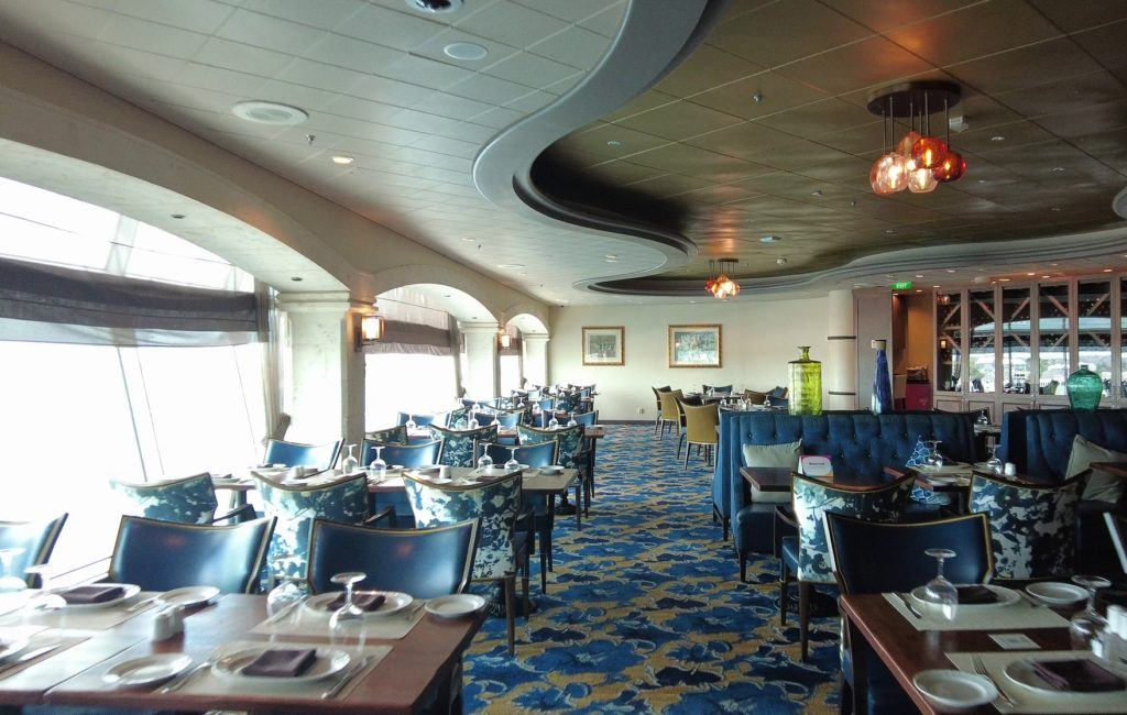 Adventure of the Seas Restaurant Menus and Guide