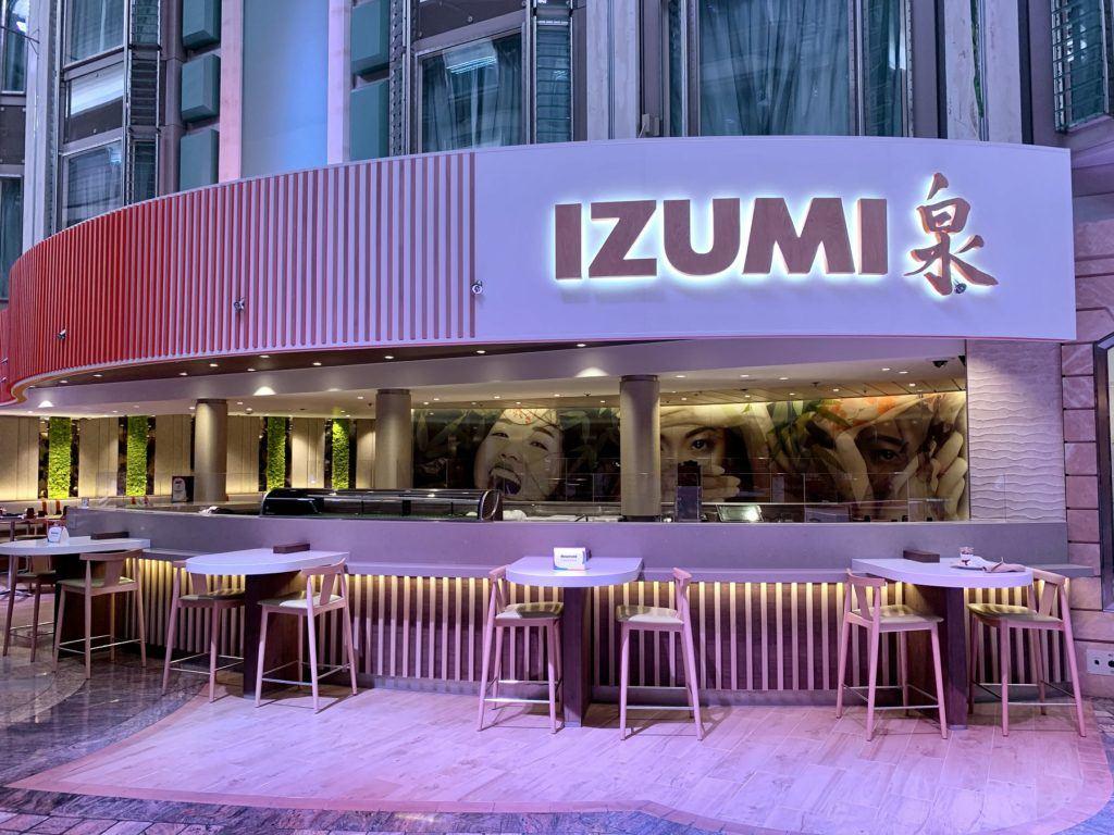 Izumi adventure of the seas