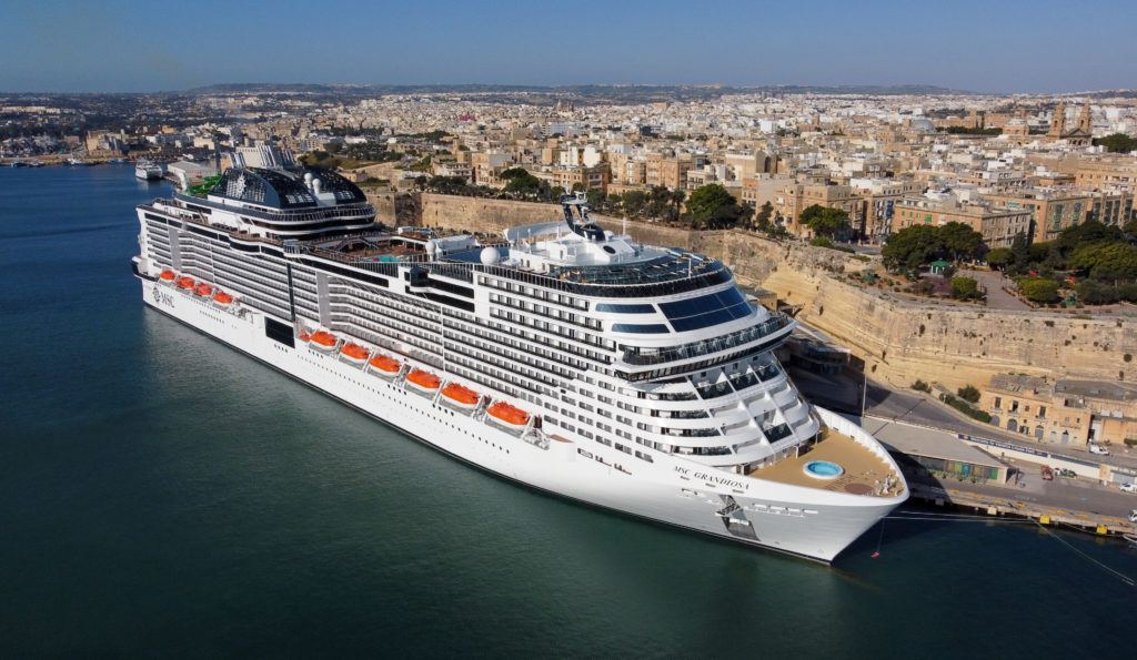 MSC Cruises Resumes Operations in Spain