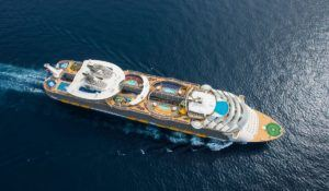 Test Cruises on ROyal Caribbean Feature