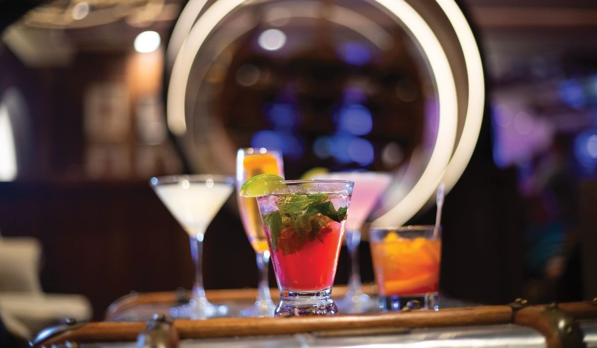 Top Royal Caribbean Bars