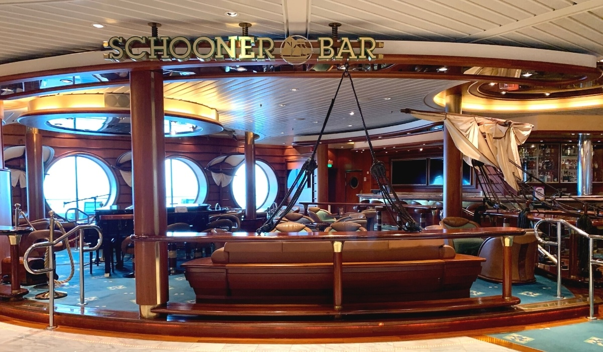 Adventure of the Seas Bar Guide With New Menus