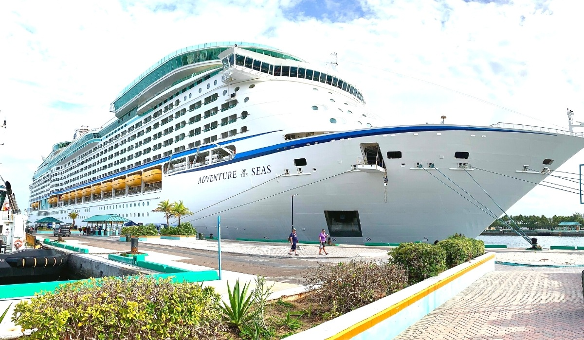 Royal Caribbean Adventure of the Seas Cruise Review