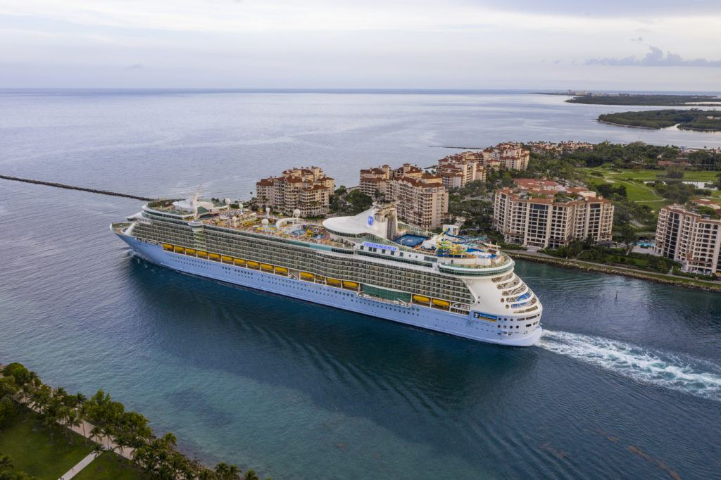 Freedom of the Seas Makes Highly Anticipated Return to Service - Royal Caribbean Updates