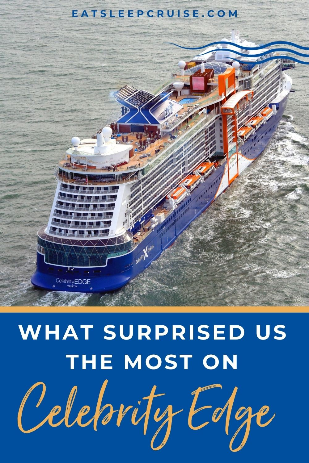 8 Surprises on First Cruise on Celebrity Edge