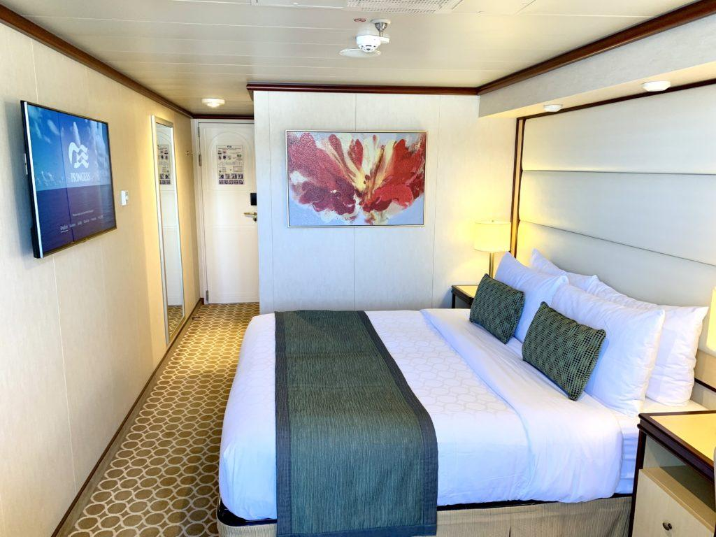 What it is like on the first Princess Cruises cruise