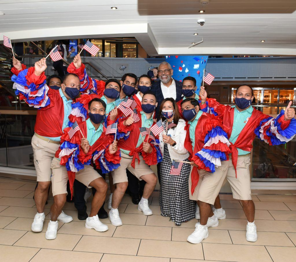 Carnival Cruise Line Returns to Miami