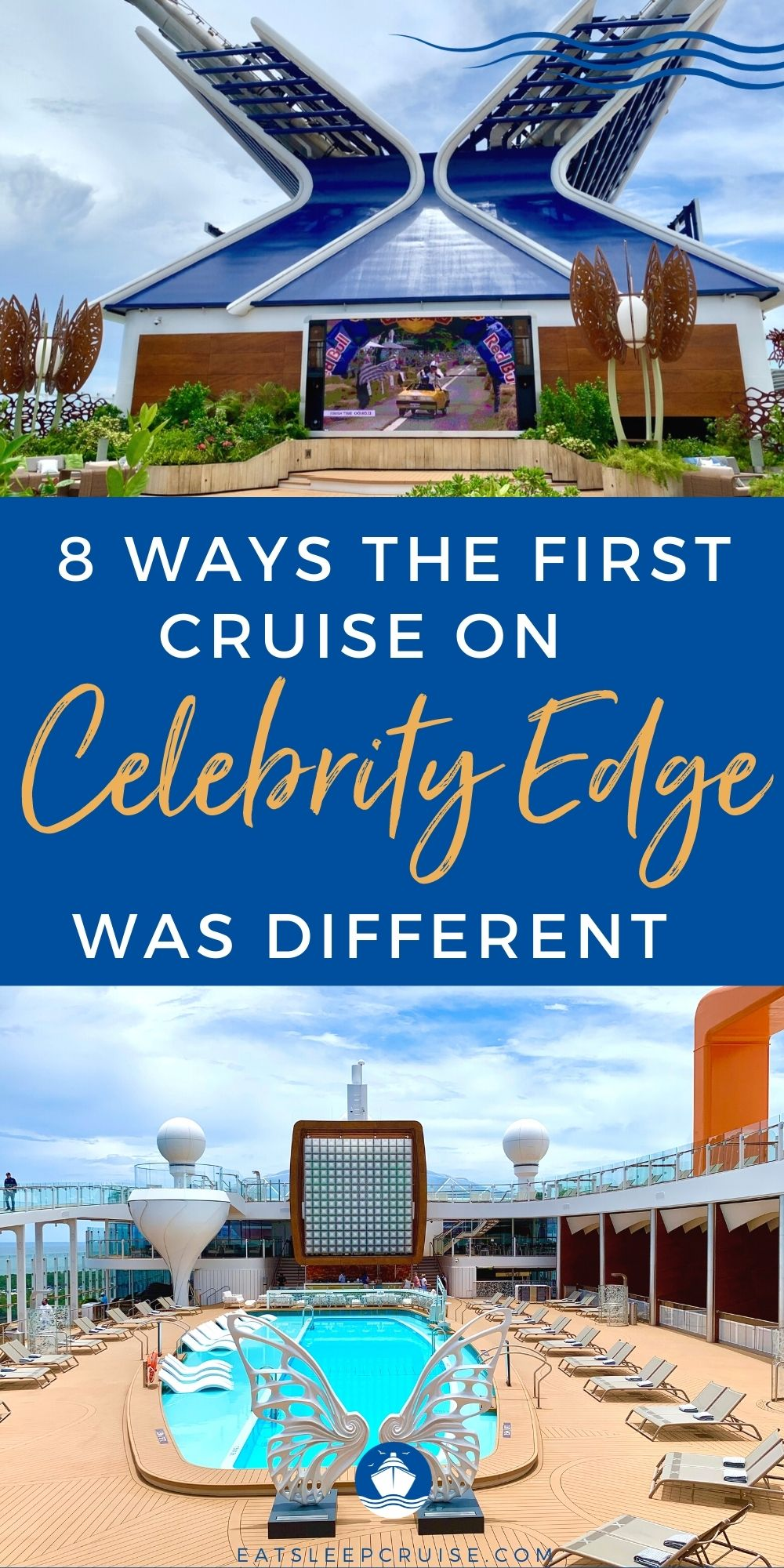 8 Ways The First Cruise On Celebrity Edge Was Different