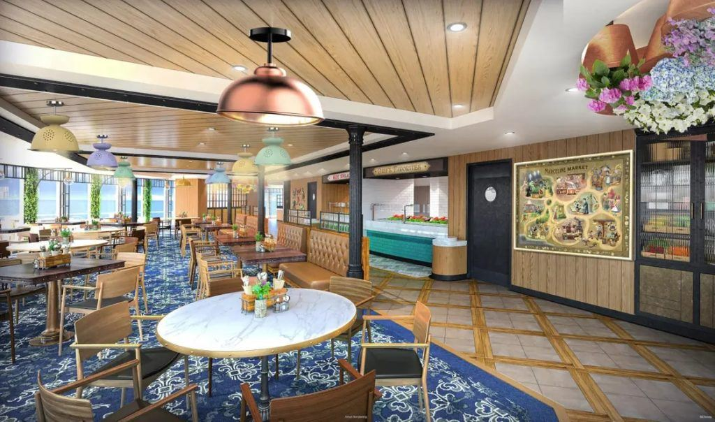 Disney Wish to Premiere Avengers Quantum Encounter Dining Experience