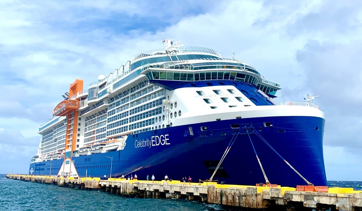 Celebrity Edge Cruise Review 2021: First Cruise from the U.S.