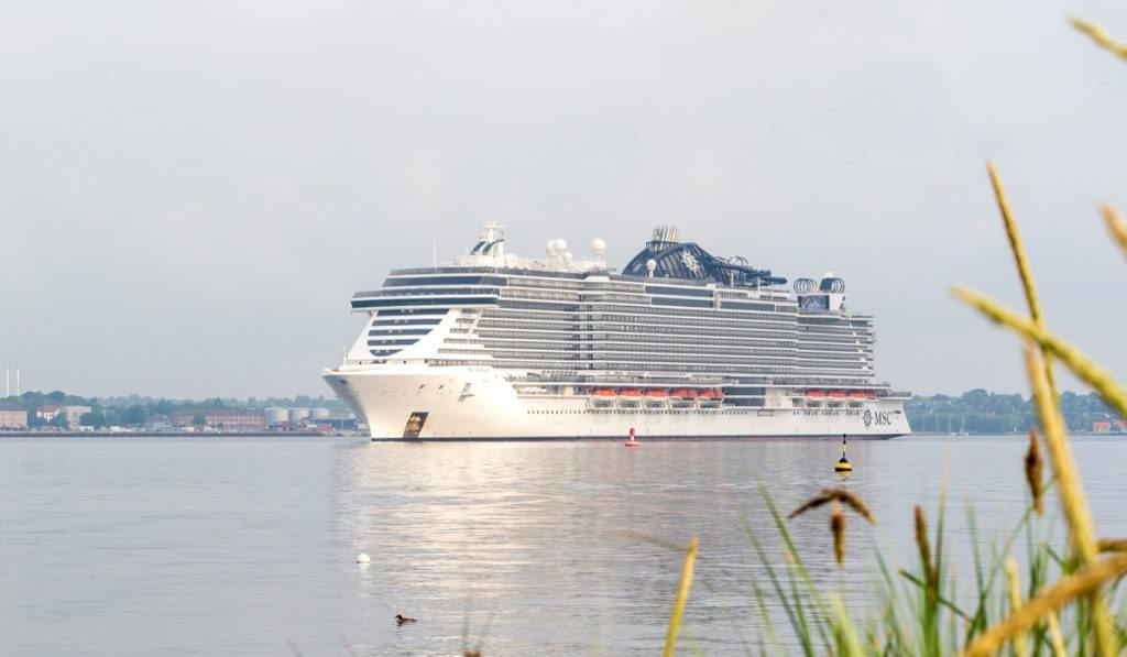 MSC Cruises Resumes Sailings From Germany