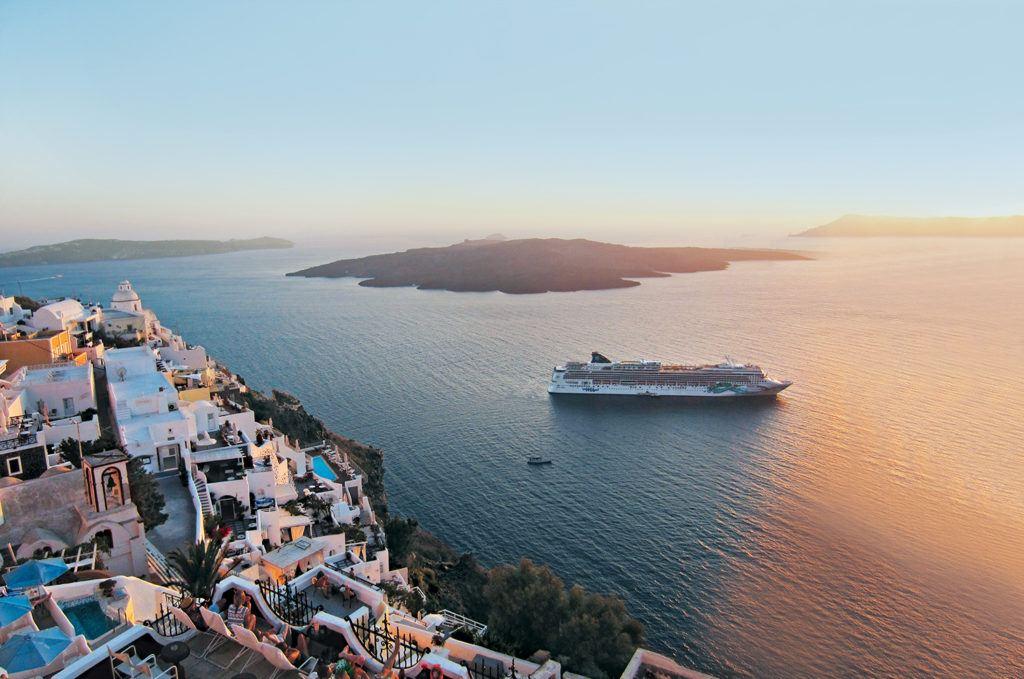 Norwegian Cruise Line Resumes Cruising