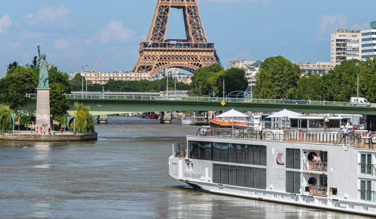 Viking Restarts River Cruises in France