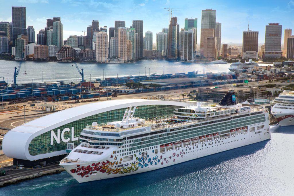 Norwegian Cruise Line resumes sailing from Miami