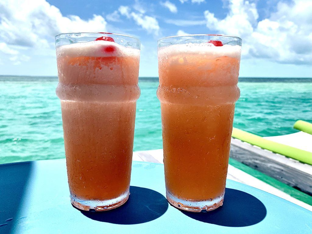 Coco Beach Club on Perfect Day at CocoCay drinks