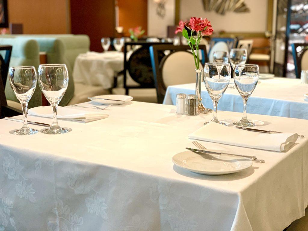 Majestic Princess Alaska Cruise Review - Majestic Princess Restaurant Menus and Dining Guide