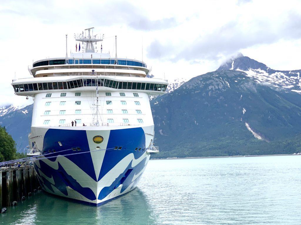 Majestic Princess Alaska Cruise Review