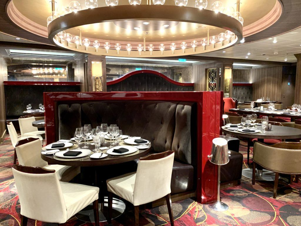 Adventure of the Seas Chops Grille