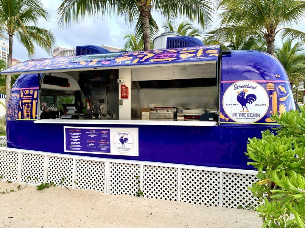 Food Truck at Grand Hyatt Baha Mar